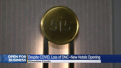New hotels in the area are still popping up amid pandemic
